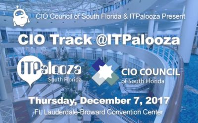CIO Council Track – Tickets, Sponsorship, VIP participation