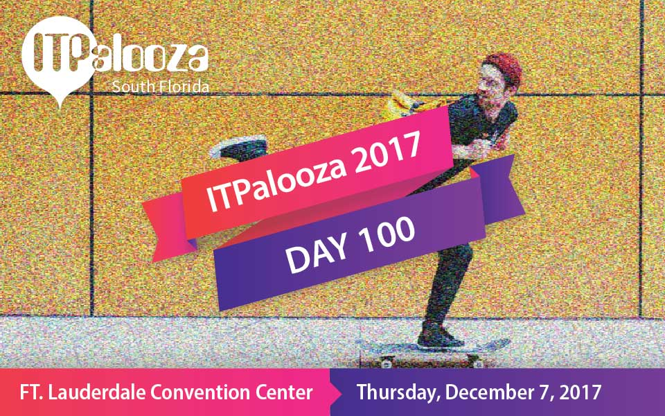 The Countdown To ITPalooza 2017 And The ITP100-Day Marathon Starts Today
