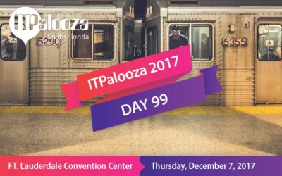 Day 99 – Why You Should Sponsor ITPalooza and What's on the Website for You
