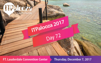 ITPalooza Day 72 – Top 10 Reasons to Attend ITPalooza