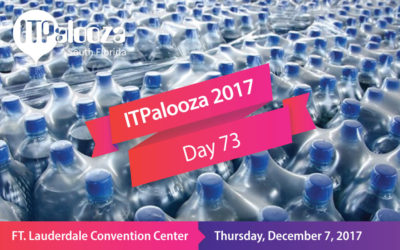 ITPalooza Day 73 – Time to Re-engage – Tech Community Rallies Around Hurricane Irma Victims