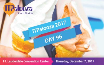 Day 96 – Get 10% Off ITPalooza Tix Thru' Labor Day