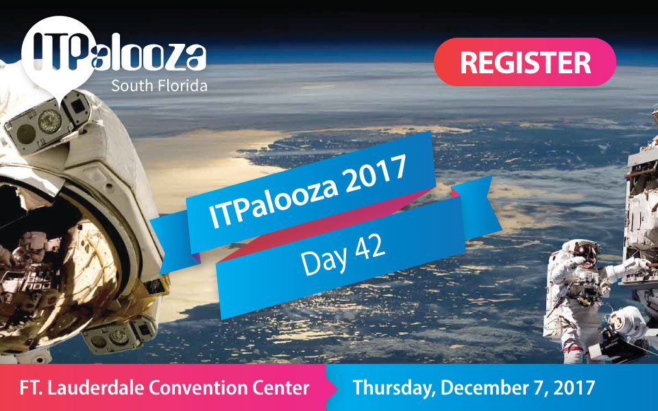 ITPalooza Day 42 – Set Phasers to Stunning – the VIP Experience