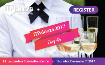 ITPalooza Day 48 – Tickets From FREE to VIP – The choice is yours!