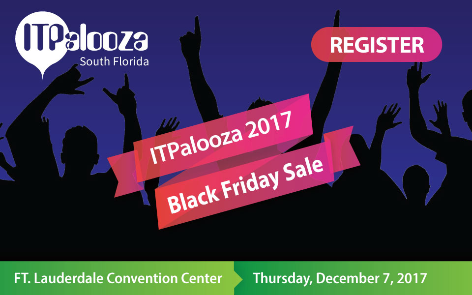 Register! Huge Black Friday Sale – All-Day Agenda, 60 Speakers, 12 Panels