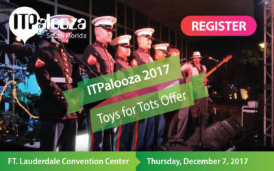 WLRN's Tom Hudson Spearheads FinTech Panel; Toys for Tots Pledge Ticket Coupon