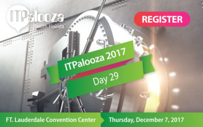 ITPalooza Countdown Day 29 – Crack the Vault – Win A Car!