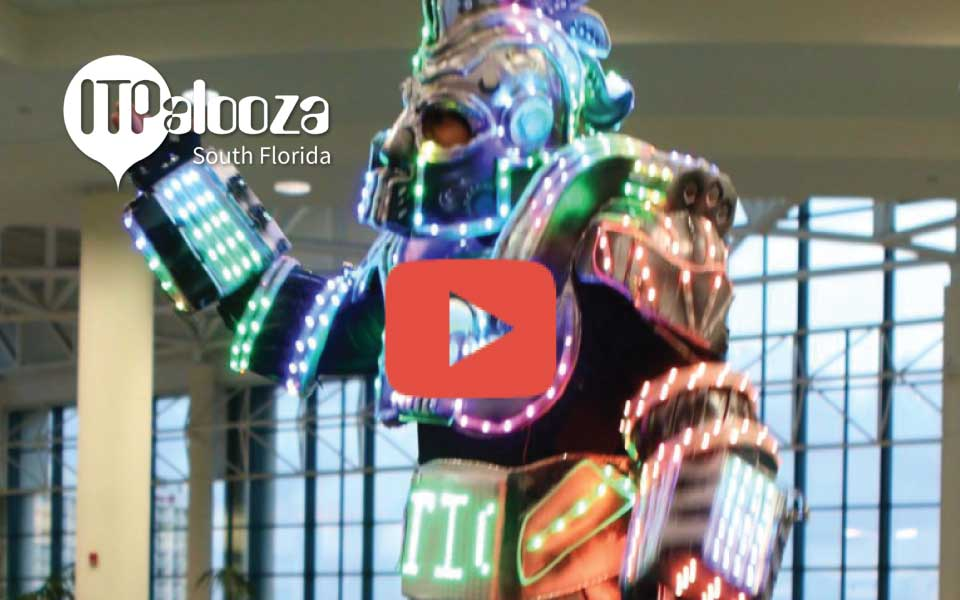 Check Out the New ITPalooza Promotional Video