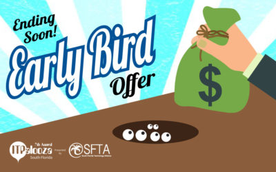 Save Money Like a BOSS! ITPalooza Early Bird Sales End Midnight Labor Day