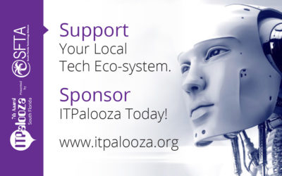 Support Your Local Tech Eco-system, Sponsor ITPalooza