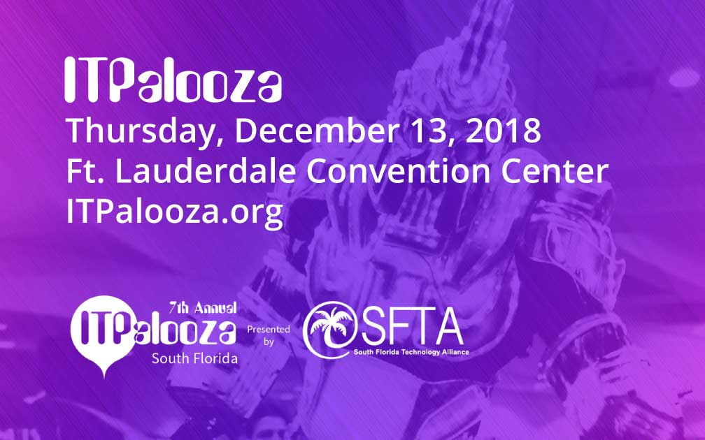Exciting New ITPalooza Exhibitor and Sponsorship Opportunities