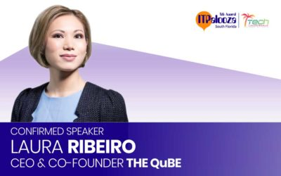 Laura Ribeiro of The QuBE Confirmed for ITPalooza