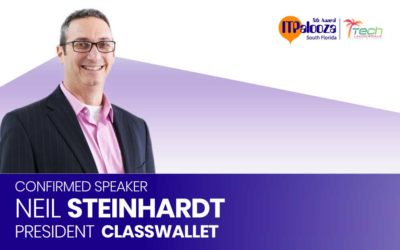 Neil Steinhardt of ClassWallet Confirmed for ITPalooza