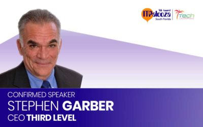 Stephen Garber of Third Level Confirmed for ITPalooza